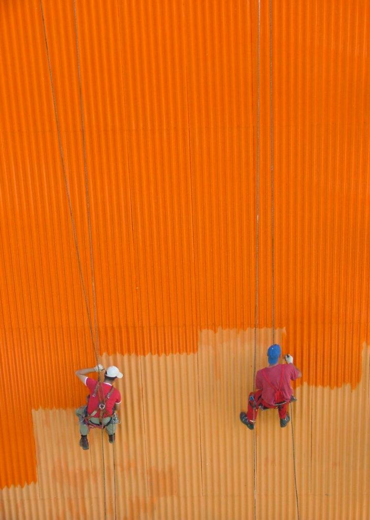 farby przemysłowe